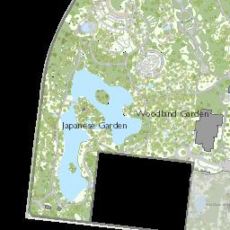 Missouri Botanical Garden Plant Mapper